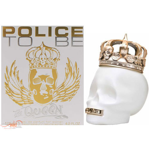 POLICE TO BE The QUEEN EDP