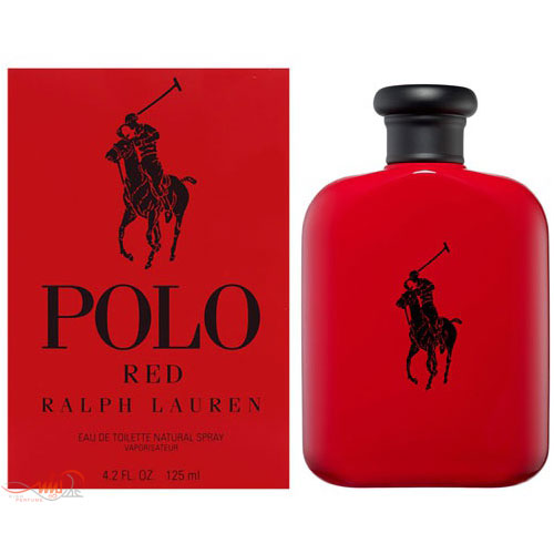 RALPH LAUREN POLO RED EDT