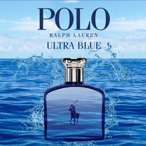 RALPH LAUREN POLO ULTRA BLUE EDT