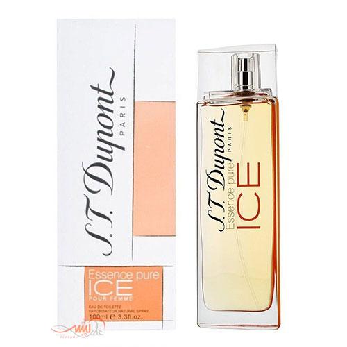 S.T Dupont Essence pure ICE POUR FEMME EDT