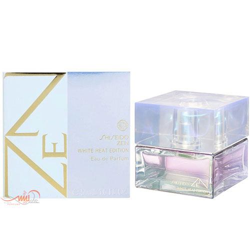 SHISEIDO ZEN WHITE HEAT EDITION EDP
