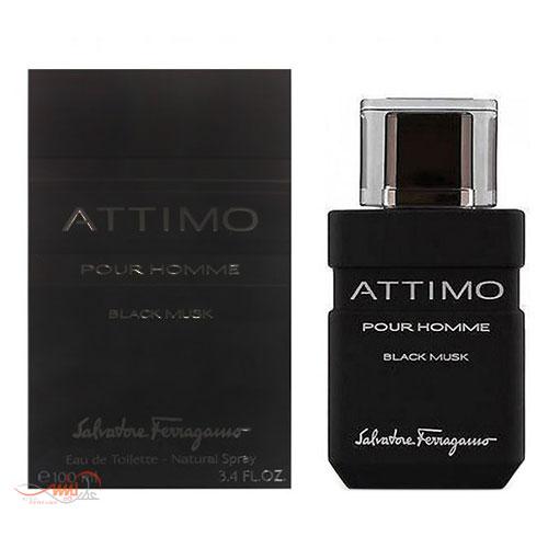 Salvatore Ferragamo ATTIMO POUR HOMME BLACK MUSK EDT