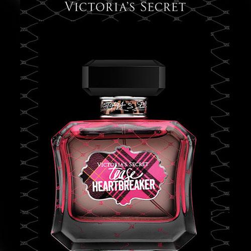 VICTORIA'S SECRET tease HEARTBREAKER EDP