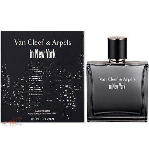 Van Cleef&Arpels in New York EDT