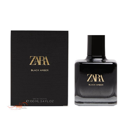 ZARA BLACK AMBER EDT