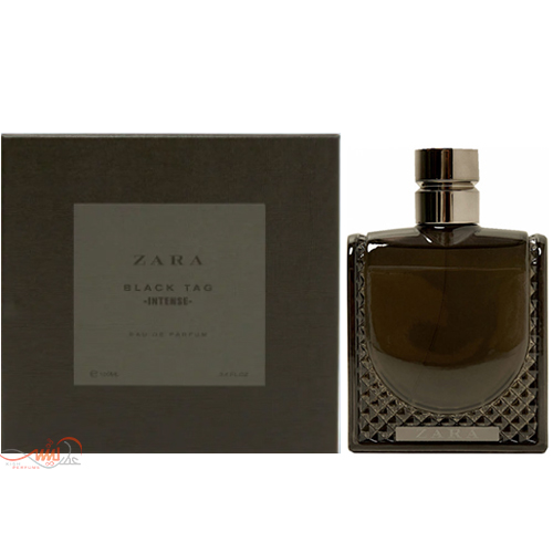ZARA BLACK TAG INTENSE EDP