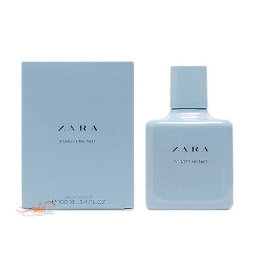 ZARA FORGET ME NOT EDT
