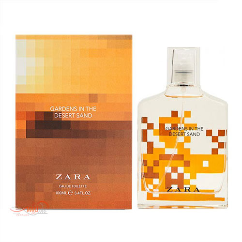 ZARA GARDENS IN THE DESERT SAND EDT