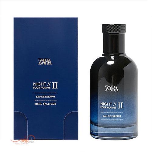 ZARA NIGHT POUR HOMME II EDP