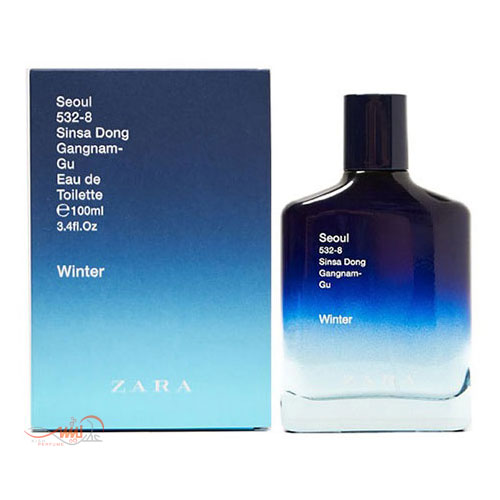 ZARA Seoul Winter EDT