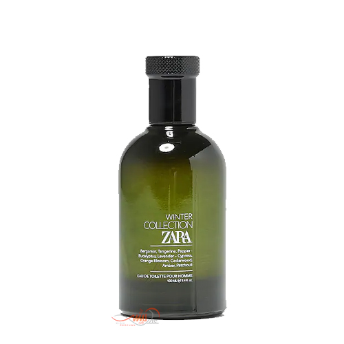 ZARA WINTER COLLECTION POUR HOMME EDT