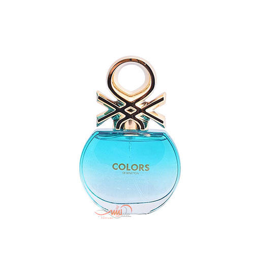 BENETTON COLORS BLUE FOR HER EDT