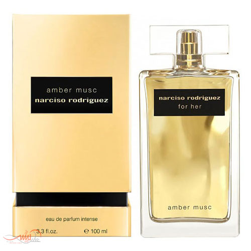 narciso rodriguez amber musc EDP