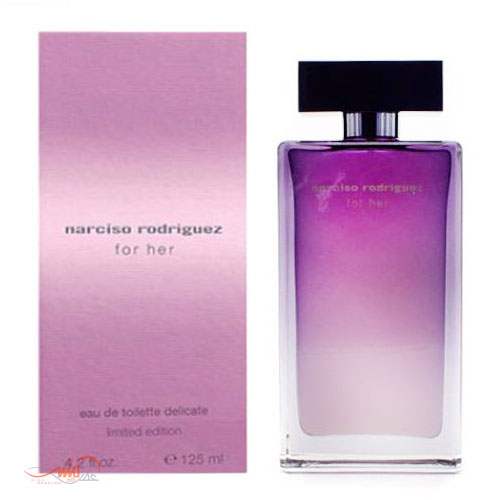 narciso rodriguez for her delicate limited edition EDT