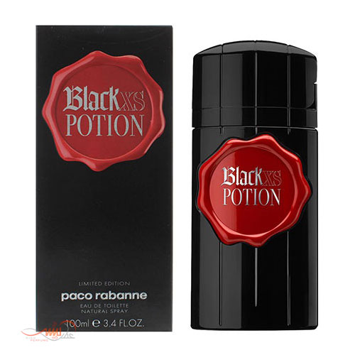 paco rabanne BLACK XS POTION EDT